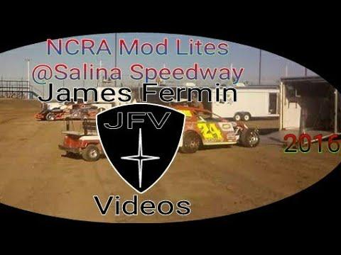 NCRA Mod Lite Feature #10, Salina Speedway