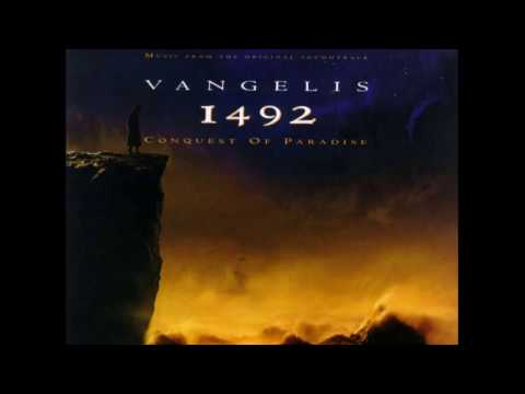 Vangelis 1492 Conquest of Paradise Full Album