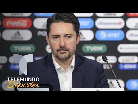 Yon de Luisa reconoce el subcampeonato de México en el Mundial Sub-17 | Telemundo Deportes