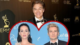 Dr. Oz Says Katy Perry and Orlando Bloom Are