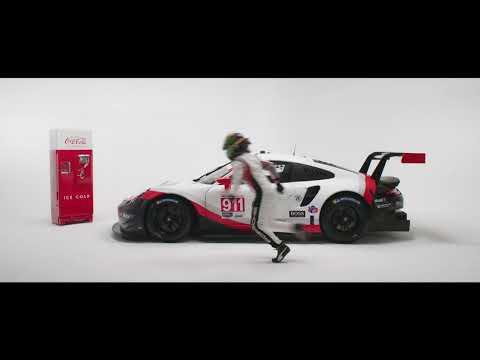 Porsche, Coca-Cola Reunited for Petit Le Mans