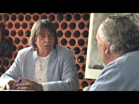 Bijzondere ontmoeting met schrijver Jan Sjure