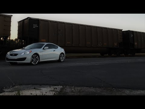 'Midnight' Genesis Coupe Cinematic Video Edit - 4K