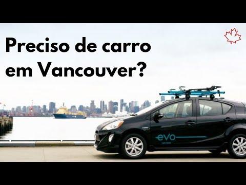 Opções para quem não tem carro em Vancouver