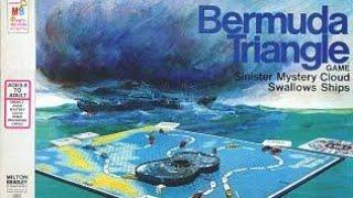 Ep. 9: Bermuda Triangle Board Game Review (Milton Bradley 1975)