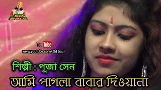 Ami Pagla Babar Diwana//আমি পাগলা বাবার দিওয়ানা in sd baul night