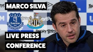 LOOKMAN TO START? | EVERTON V NEWCASTLE UNITED: LIVE PRESS CONFERENCE