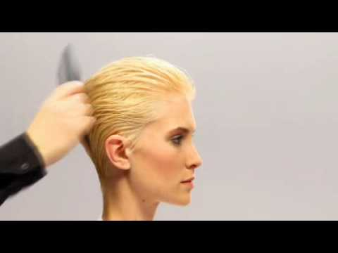 Aveda How To Add Texture To Short Hair YouTube