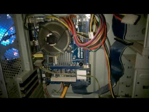 Нормальная температура процессора в ноутбуке