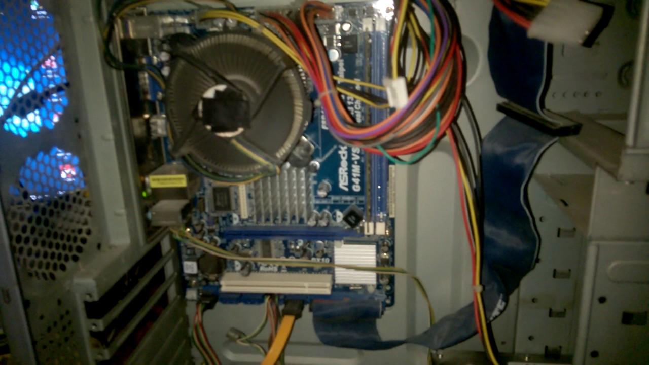 Driver: Asrock G41M-VS3 Intel VGA