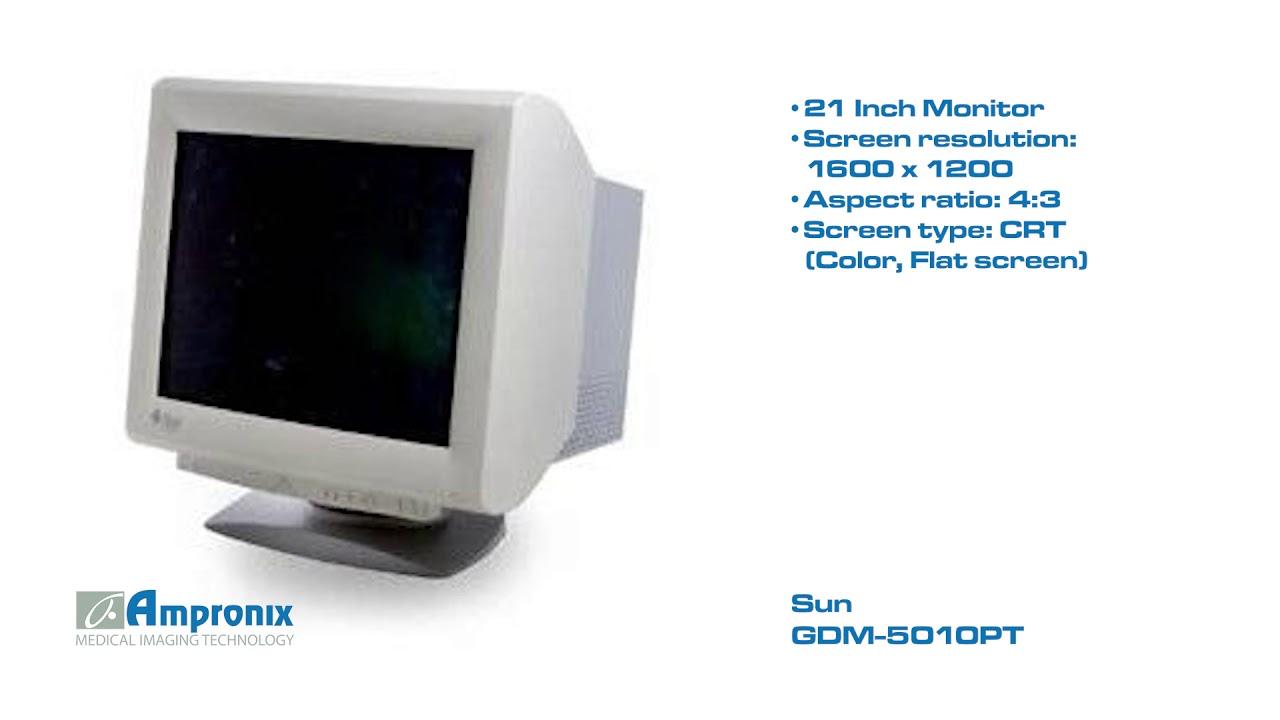 Gdm 5010pt