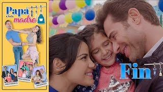 ¡Renée y Mauricio a punto de ser padres! | Gran Final Papá a toda madre - Televisa