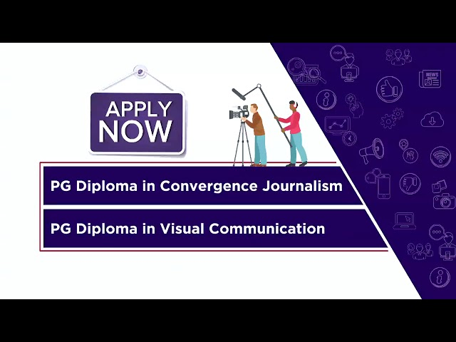 MediaOne Academy of Communication - 2020 Admission Ad