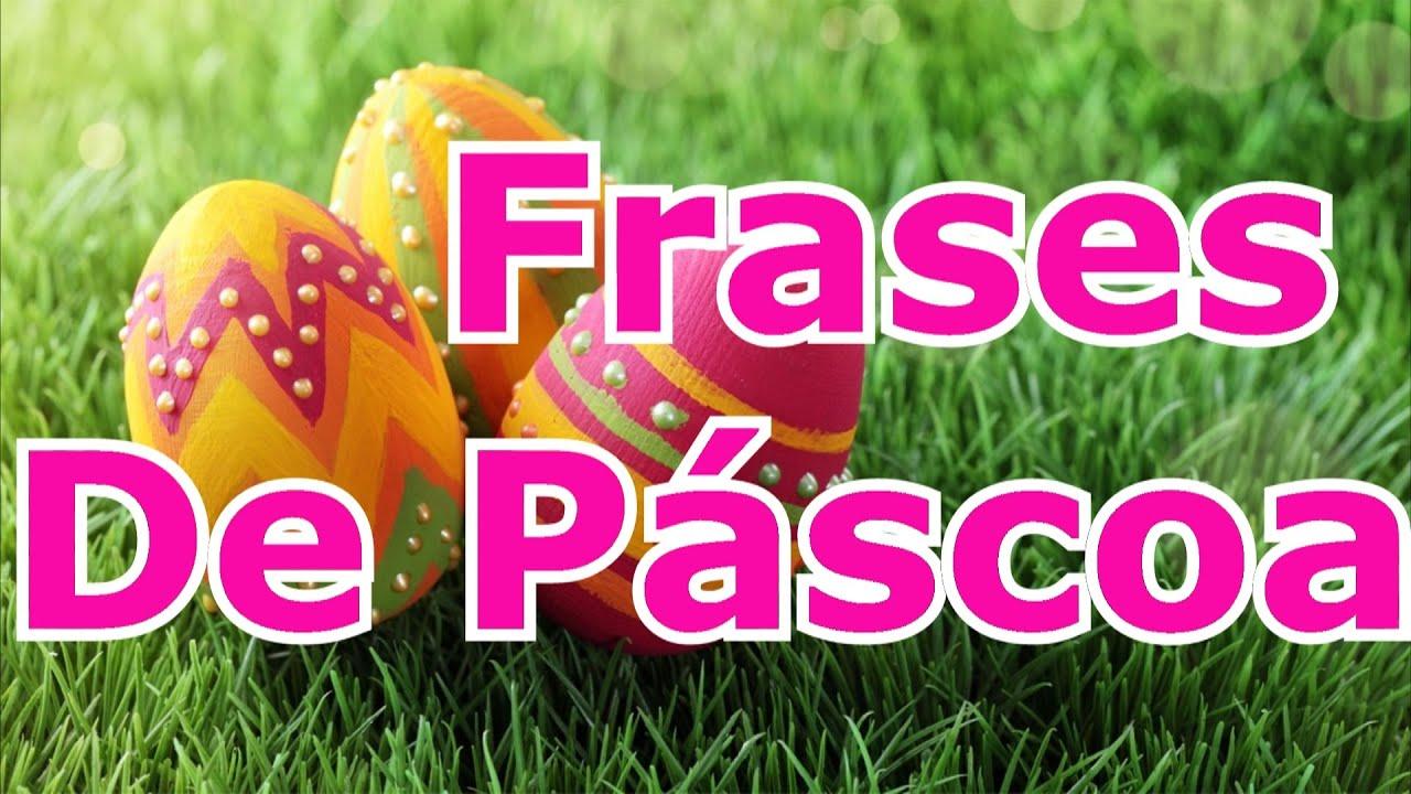Frases De Páscoa