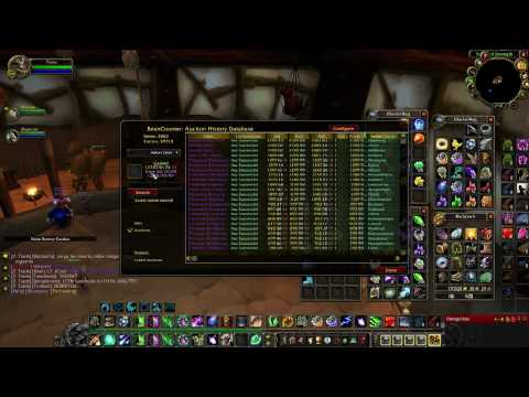 How to Easily Use Auctioneer in World of Warcraft Guide!