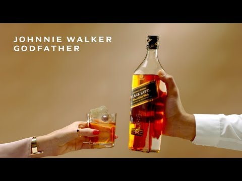 How To Make A Godfather Cocktail | Johnnie Walker Cocktails