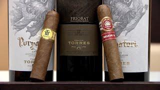 Alianza entre los vinos de Bodegas Torres y Habanos