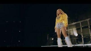 Beyonce performs at COACHELLA  2018! BEYCHELLA !!