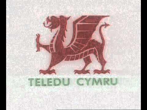 Teledu Cymru Ident in Colour