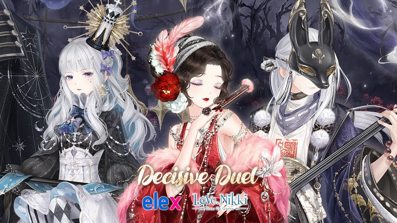 Love Nikki-Dress Up Queen: Decisive Duel