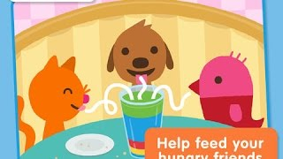 Sago Mini Pet Cafe | Cute Playful App For Toddlers and Preschoolers(Preview of