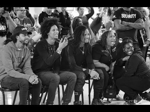 Les Twins Baltimore, MD 5-4-18 | Twins React to Fans Tribute Performance