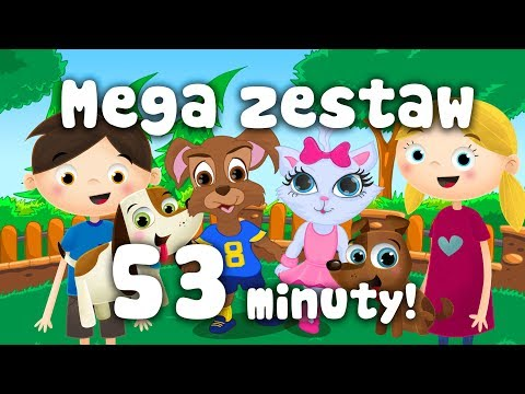 Piosenki dla dzieci: Lili i Plaf i Śpiewanki - Uwierz w siebie, Kaczuszki i inne! MEGA Zestaw 53 min