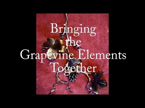 Bringing the Grape Vine Elements together