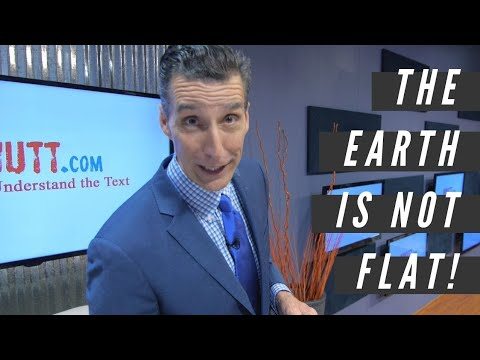 """The Earth is NOT flat!"" (Mirror) thumbnail"