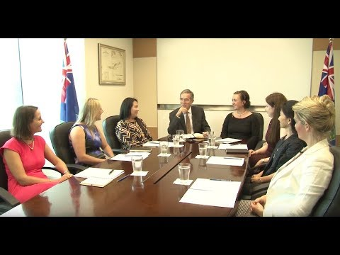 Doing Business in Asia - A Team BVI Roundtable Discussion