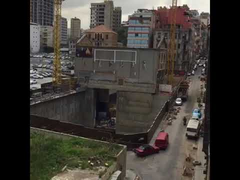 Bachoura. Beirut. March 12, 2018.