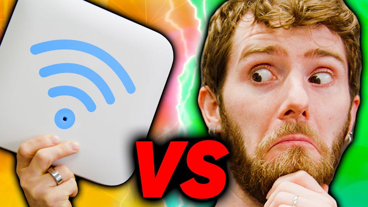 We Might Need a Wi-Fi Upgrade - Juniper Mist Showcase
