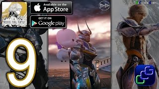 MOBIUS Final Fantasy Android iOS Walkthrough - Part 9 - Chapter 1