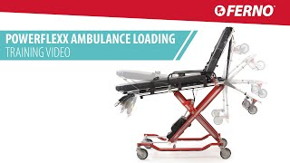 Download 10 POWERFlexx   Loading Patient Into Ambulance Mp3 and Videos