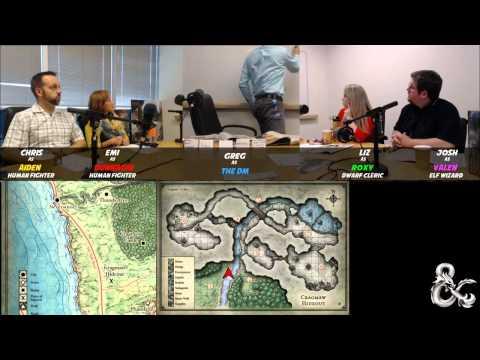 D&D Starter Set: Lost Mine Of Phandelver Pt 2