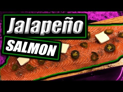 how to cook salmon on the grill youtube