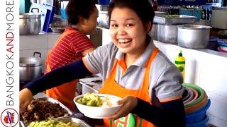 Happyland Food Court Bang Kapi Bangkok - Cheap Food Bangkok