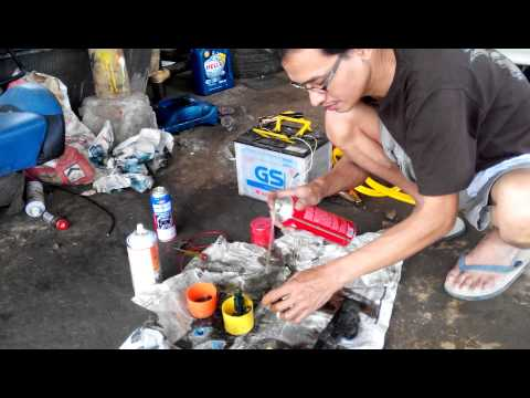 Injector Cleaning 4