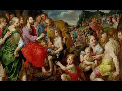 #LaudatoSiSunday: Eighteenth Sunday in Ordinary Time