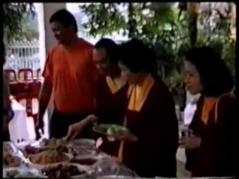 1992年12月18日聖尊蓮生活佛「龜嶼島」之旅-新加坡