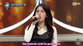 Video 看見你的聲音 S4 E05 20170330-08 Somi(對嘴)-Bang Bang [中字] download MP3, 3GP, MP4, WEBM, AVI, FLV September 2017