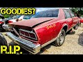 1978 Chevy Caprice Classic Junkyard Find