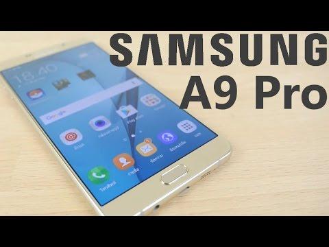 [Review] Samsung Galaxy A9 Pro โลหะหรู คู่แบตอึด