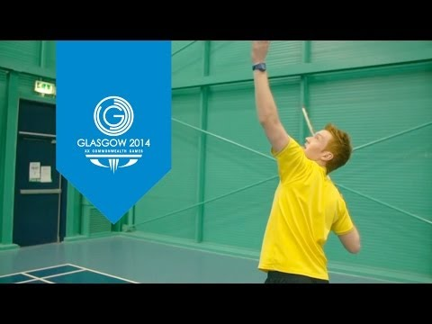 Badminton Challenge: How Fast Can You Smash? | Behind The Games