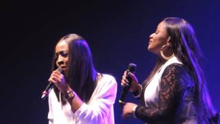 I Don`t Wanna Miss A Thing - Neka Brown & Teni Tinks in Amsterdam 16.02.2016