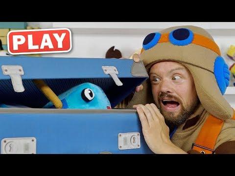 КукуРlay - Волшебный чемодан - Поиграйка с Пилотом Винтиком