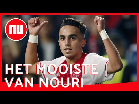 De voetbalhoogtepunten van Ajacied Nouri | NU.nl