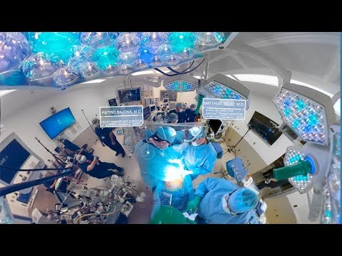 Experience a Heart Transplant in 360°