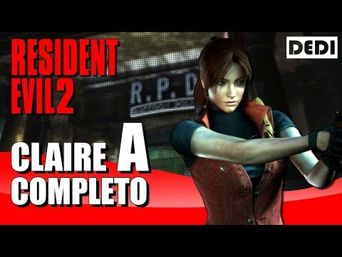 Resident Evil 2 Claire A - Completo PT-BR