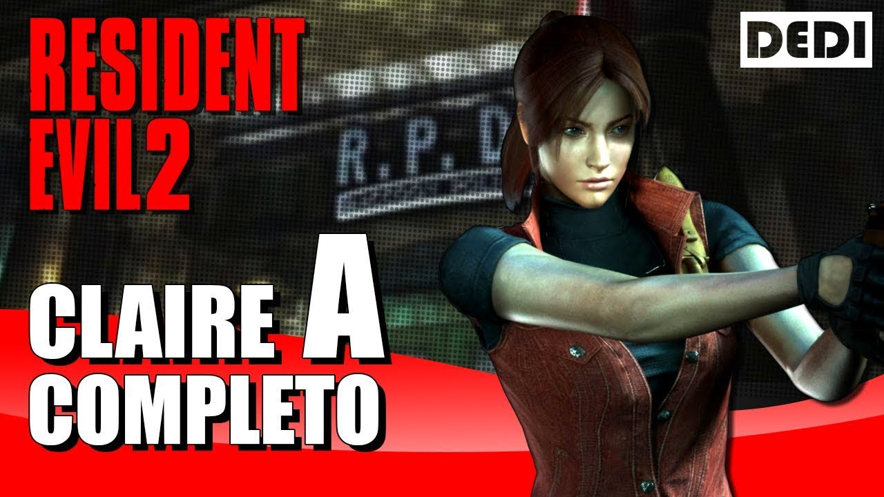 resident evil 2 ps1 claire